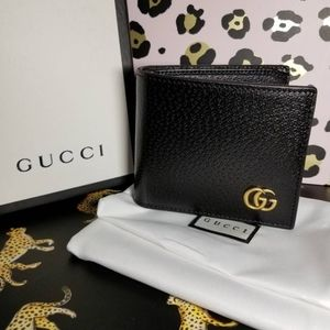 ▪️Authentic GUCCI Black GG Wallet▪️